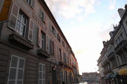 Quartier centre ville : la rue de l'Arbalète