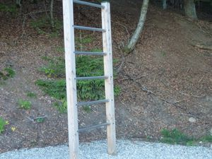 Il faut grimper !