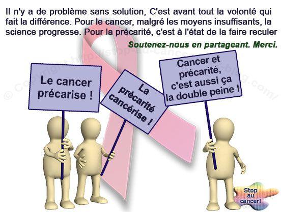 Toutes les créations de Stop au cancer