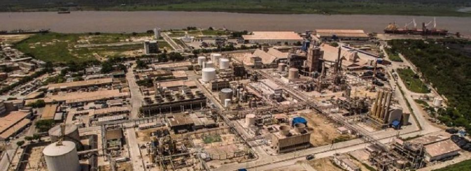 Venezuela Hits Out at Colombia's 'Flagrant Theft' of Petrochemical Corporation Monómeros!