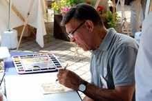 Bernard Courtalon - Peintures