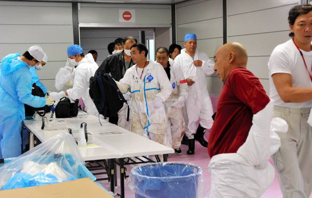 Fukushima workers don't find it so romantic