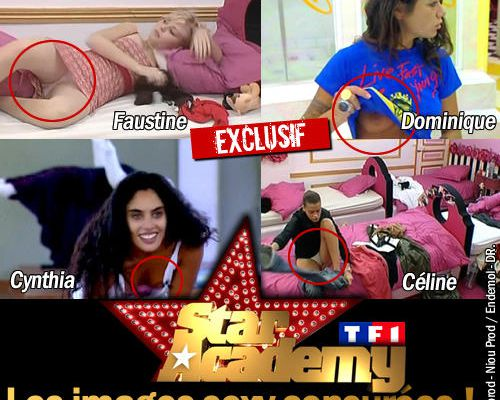 Star Academy 6 : Les images sexy censurées !