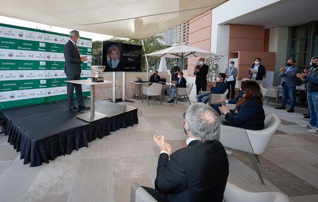 MONACO: Le tournois Rolex Monté Carlos Master 2021 est lancé aujourd'hui à huit clos