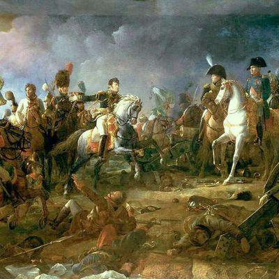 Activité # 4ème La bataille d'Austerlitz