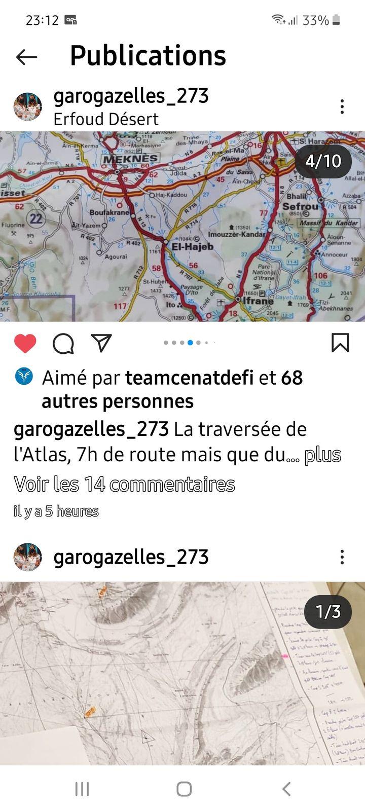 rallye des gazelles 2021, équipage 273 sur kdj120, Caroline et Kathleen bien arrivées a ARFOUD
