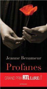 Profanes - Jeanne Benameur