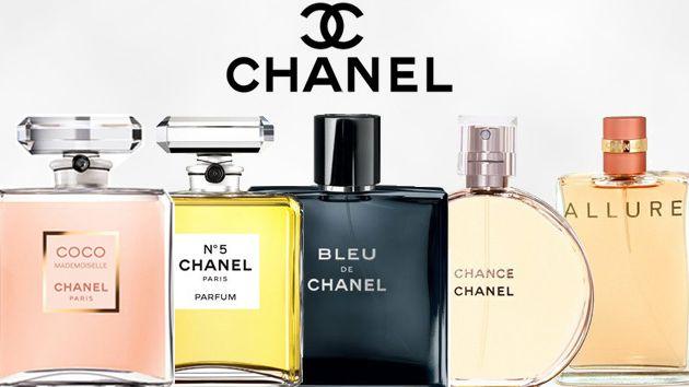 A História dos Perfumes Chanel