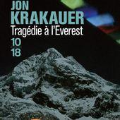Tragédie à l'Everest de Jon Krakauer - Que lire ?