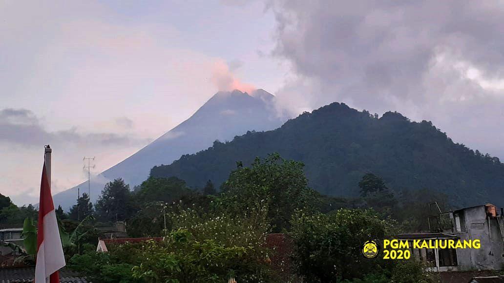 Activity of Sinabung, Merapi and Rincon de La Vieja.