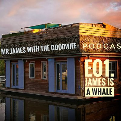 Mr James with the Good Wife podcast