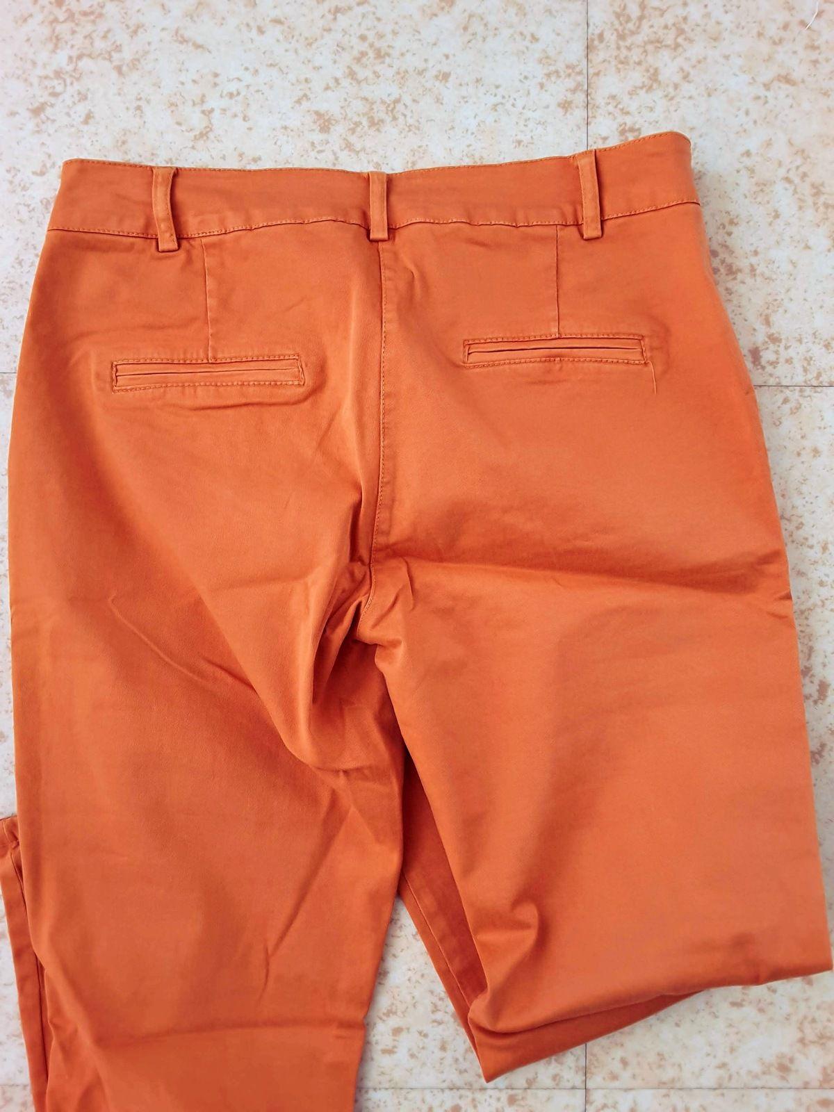 pantalon Arabia Pant Olive orange - L'olive verte lookiero missbonsplansdunet box vêtements styliste personal shopper