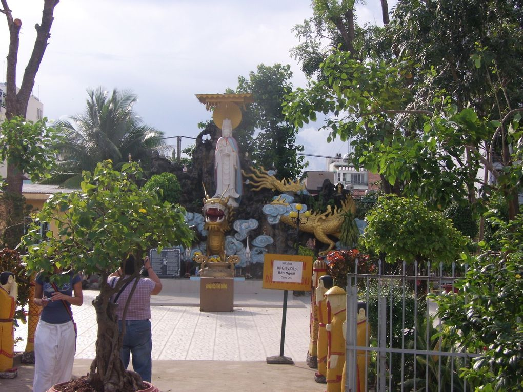 Voyage au Vietnam..... Huitième jour, envol de Danang et arrivée à Hô Chi Minh Ville