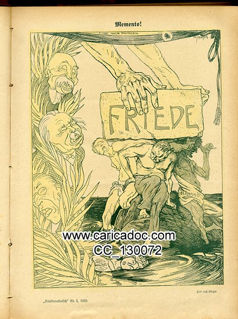 Kladderadatsch 1920