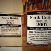 North British 2007 - Passion du Whisky