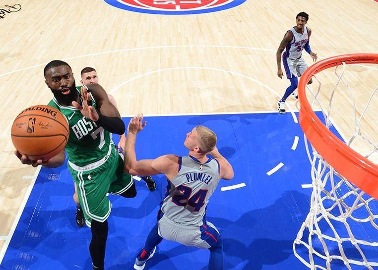 Boston Celtics @ Detroit Pistons en direct dimanche sur beIN SPORTS !