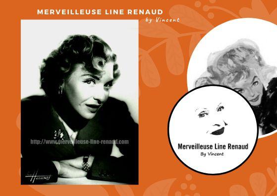 PHOTO: Line Renaud