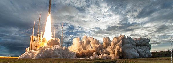 Inmarsat confirms successful launch of S-band satellite for the European Aviation Network