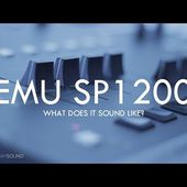 What Does The EMU SP1200 Sound Like?