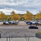 Neubau Mainsteg: Sperrung Parkplatz an den Mainfrankensälen - Ersatzparkplätze werden angelegt - Veitshöchheim News
