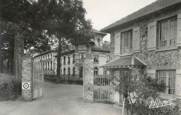 Les sanatoriums de Bligny en Essone, un village près de Paris