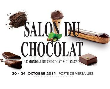 Le Salon du Chocolat - 20 au 24 octobre 2011 Paris