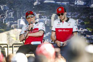 Alfa Romeo conserve ses deux pilotes