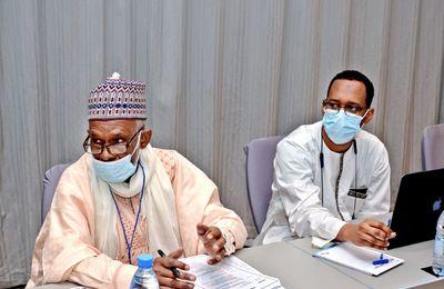 Défis et enjeux sécuritaires au Sahel: l'ancien ministre tchadien, Mahamat Abdoulaye participant à la conférence de Dakar