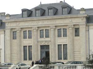 Le nouveau¨Président du Conseil de Prud'hommes des Sables d'Olonne  Michel FARDIN et la vice-Présidente Louise MILCENDEAU
