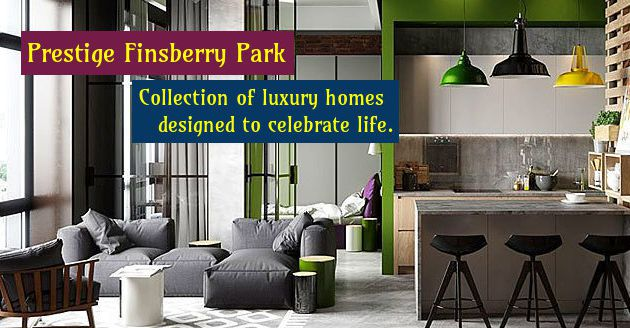 Prestige Finsberry Park Property North Bangalore | Exclusive Apartments | Location View |Review