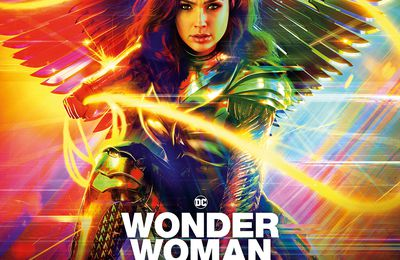Wonder Woman 1984 (2021) de Patti Jenkins