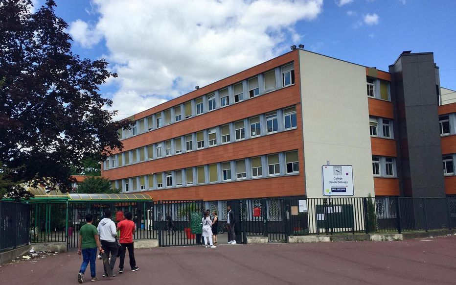 Grève, absences, Covid-19 : le collège Debussy à Aulnay-sous-Bois doit-il fermer ses portes ?