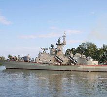 A qui la Russie vend-elle trois corvettes ?