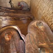 Ancient tomb discovered in Egypt dating back 4,500 years