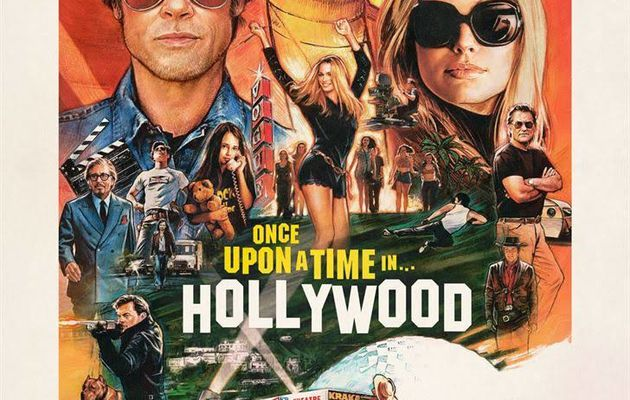 Once Upon a Time… in Hollywood / CINEMA / Quentin Tarantino / 2019