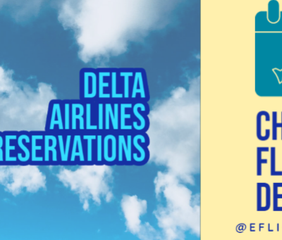 Delta Airlines Reservations | Flights Booking
