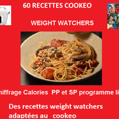 60 recettes cookeo weight watchers de JP PDF gratuit |