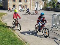 CE2-Notre sortie vélo !