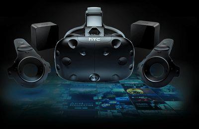 HTC Vive présente la nouvelle version Vive Pro et l'adaptateur sans fil pour Vive