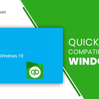 QuickBooks Compatibility with Windows 10