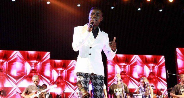"""O autor do CD """"Se Hungwile"""", actualmente presente no mercado, é um talento revelador da música angolana."""