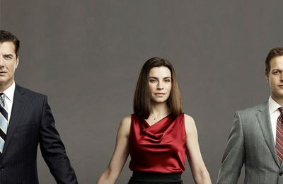 {CLASSEMENT} - 4 - The Good Wife (Saison 2)