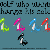 The wolf avec validation version complète + multicolored by nathaliepledran on Genially