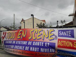 Rassemblement pour défendre nos camarades qui subissent la répression de la directrice de Domidep des Pensées à Argenteuil!!!