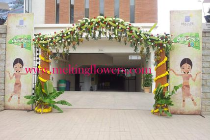 Brighten Up Your Occasion With The Best Flower Decoration Bangalore
