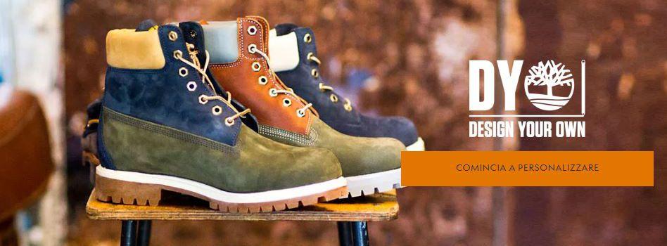 Timberland scarpe personalizzate per bambini: regalo perfetto per Natale