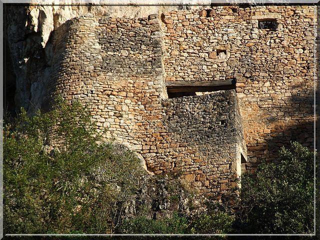 Diaporama château des Anglais de Vers