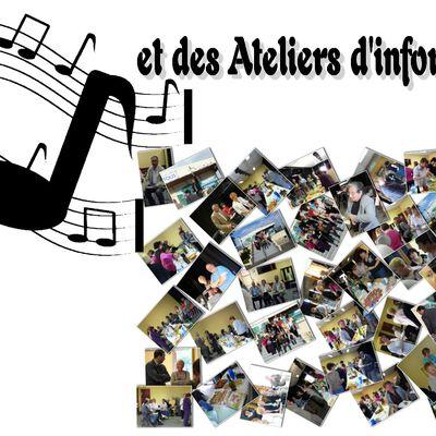 Lundi 21 juin, fête de la musique...