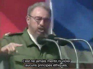 """Fidel Castro : """"La Révolution c'est ..."""""""