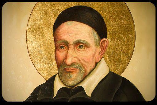 27 septembre, fête de Saint Vincent de Paul